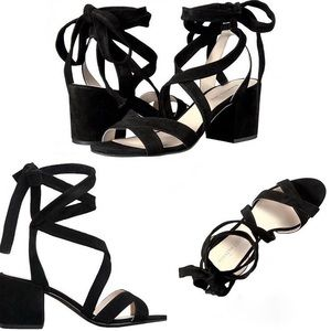Kenneth Cole New York Victoria Ankle-Tie Sandals